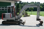Thumbnail TAKEUCHI TB045 COMPACT EXCAVATOR SERVICE REPAIR MANUAL