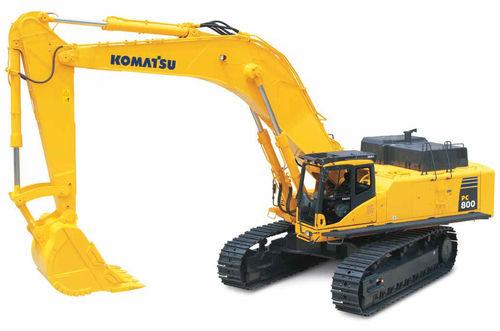Product picture KOMATSU PC800-8E0, PC800LC-8E0, PC800SE-8E0, PC850-8E0, PC850SE-8E0 HYDRAULIC EXCAVATOR FIELD ASSEMBLY MANUAL
